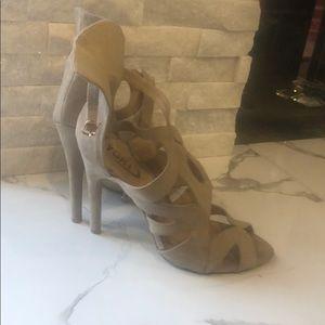 Shoes - Women's gladiator heels